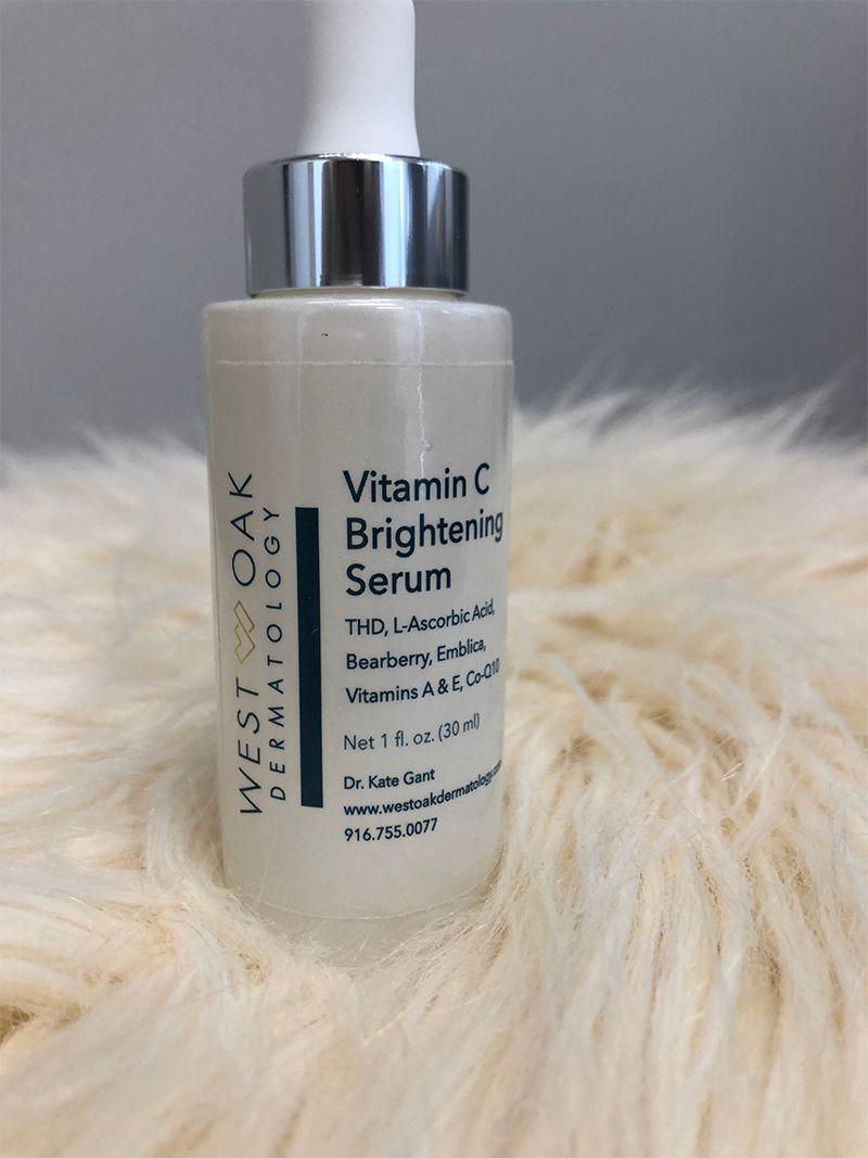 Vitamin C Brightening Serum - West Oak Dermatology